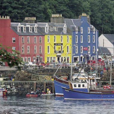 L'Écosse, d'île en île
