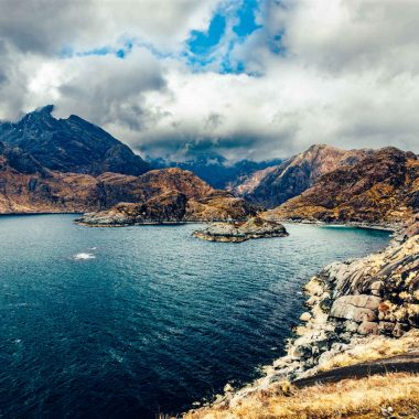 Terres sauvages d'Écosse