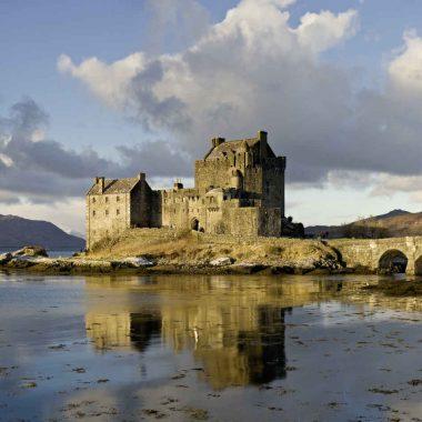 Écosse, terre de châteaux