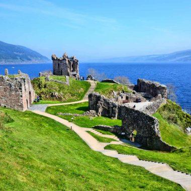 Édimbourg et l'ouest écossais