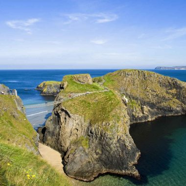 Côtes sauvages d'Irlande