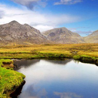 Panorama d'Irlande