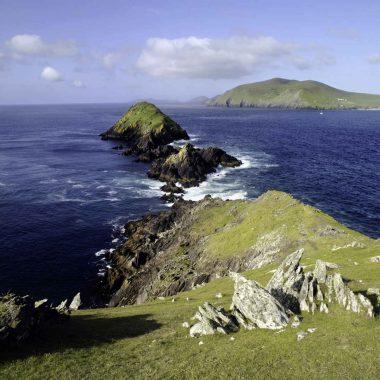 Échappée dans le Kerry