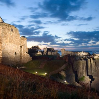 Grand Panorama d'Écosse